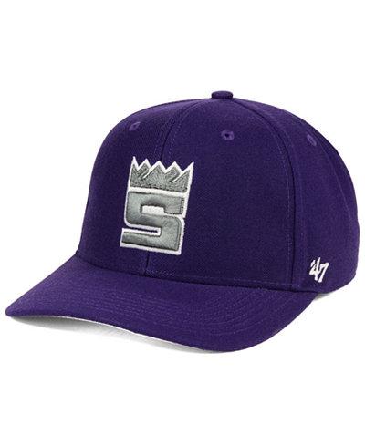 '47 Brand Sacramento Kings Mash Up MVP Cap