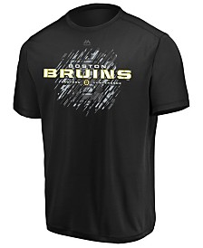 Majestic Men's Boston Bruins Off the Post T-Shirt