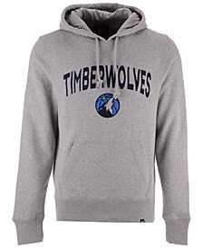 '47 Brand Men's Minnesota Timberwolves Pregame Headline Hoodie