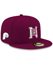 New Era Philadelphia Phillies League Front 59FIFTY FITTED Cap