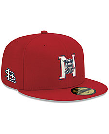 New Era St. Louis Cardinals League Front 59FIFTY FITTED Cap