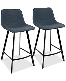 Outlaw Counter Stool (Set of 2)