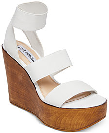 Steve Madden Blondy Platform Wedge Sandals