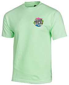 Maui and Sons Men's Big Wednesday T-Shirt