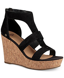 UGG® Women's Whitney Wedge Sandals