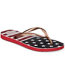 Havaianas Slim USA Flip-Flop Sandals