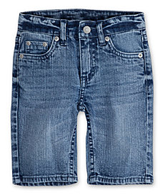 Levi's® Seaside Bermuda Shorts, Little Girls