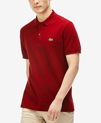 Lacoste Classic Piqu 233 Polo Shirt L 12 12 Amp Reviews