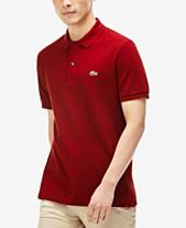 1fd84f515 Lacoste Classic Piqué Polo Shirt, L.12.12