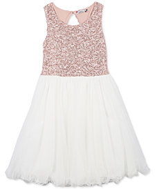 Speechless Toddler Girls Sequin Party Dress