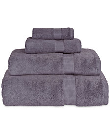 DKNY Mercer 100% Cotton Towel Collection