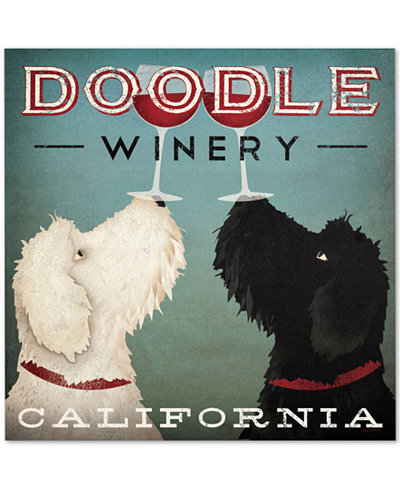 Ryan Fowler Doodle Wine 35