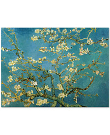 Vincent van Gogh 'Almond Branches In Bloom 1890' Canvas Wall Art