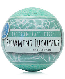 Fizz & Bubble Spearmint Eucalyptus Artisan Bath Fizzy
