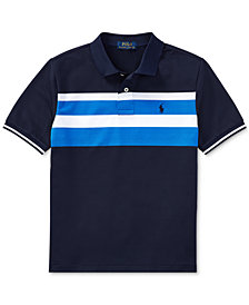 Polo Ralph Lauren Colorblocked Polo, Big Boys