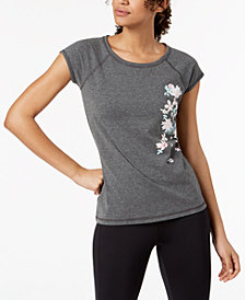 Ideology Graphic T-Shirt, Created for Macy's