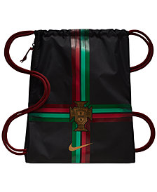 Nike Men's Portugal Soccer Graphic Gym Sack