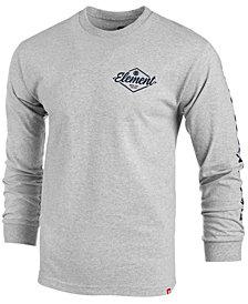 Element Men's Form Logo-Print T-Shirt