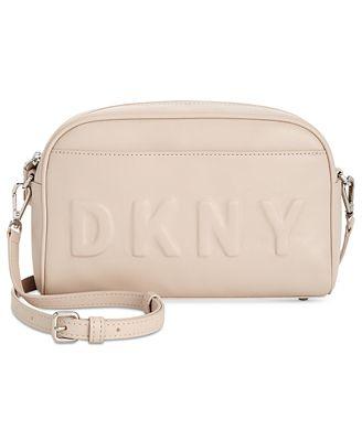 dkny tilly logo camera bag crossbody created for macys