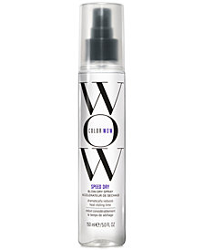 COLOR WOW Speed Dry Blow-Dry Spray, 5-oz., from PUREBEAUTY Salon & Spa