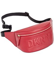 DKNY Tilly Logo Fanny Pack, Created for Macy's