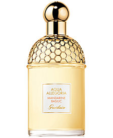 Guerlain Aqua Allegoria Fragrance Collection