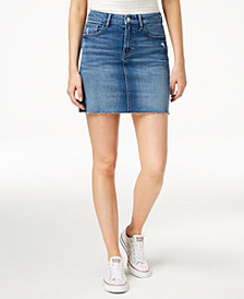 M1858 Emery Denim Skirt, Created for Macy's
