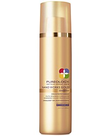Nano Works Gold Shampoo, 6.8-oz., from PUREBEAUTY Salon & Spa