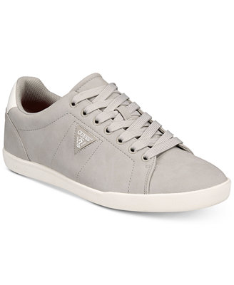 Men's Fusto Low Top Sneakers by Guess