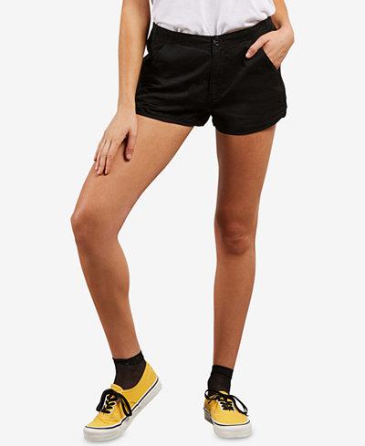Volcom Juniors' Stoney Cotton Shorts