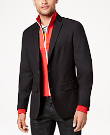 I.N.C. Men's Layered-Look Slim-Fit Blazer with Removable Bib, Created for Macy's