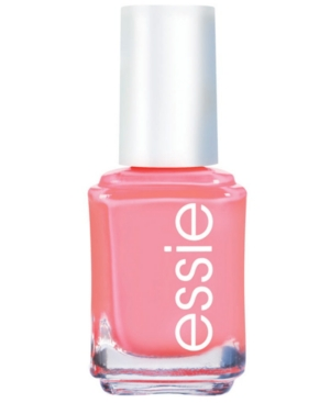 essie nail color, cute as a button