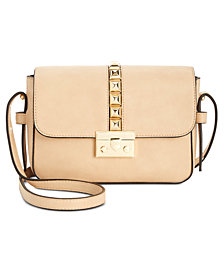 I.N.C. Faany Studded Crossbody, Created for Macy's