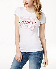 GUESS Enjoy NY Graphic T-Shirt