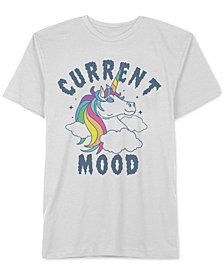 Hybrid Men's Unicorn PRIDE Graphic T-Shirt