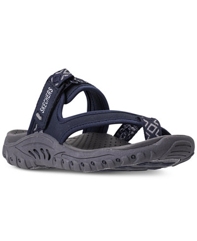 Skechers Women's Reggae - Trailway Sport Sandals from Finish Line y9kR3