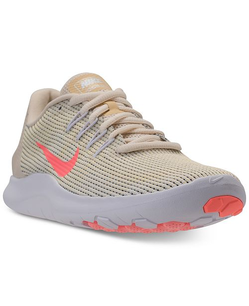 bf11d89d1d09d Nike Women s Flex Run 2018 Running Sneakers from Finish Line ...