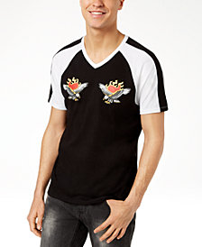 I.N.C. Men's Fire Eagle T-Shirt, Created for Macy's