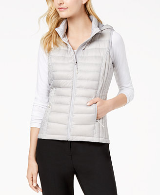 Hooded Packable Puffer Vest by 32 Degrees