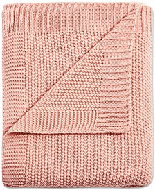 "Bree Classic Knit 50"" x 60"" Throw"