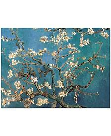 "Vincent van Gogh 'Almond Blossoms' Canvas Art - 47"" x 35"""