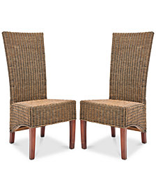 Larne Side Chair (Set Of 2), Quick Ship