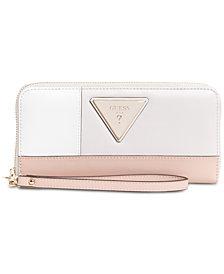 GUESS Kamryn Large Zip Around Wallet