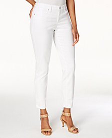 Style & Co Ultra-Skinny Ankle Jeans, Created for Macy's