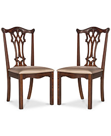Morin Side Chair (Set Of 2), Quick Ship