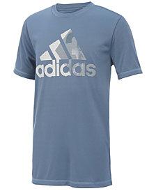 adidas Logo-Print T-Shirt, Big Boys