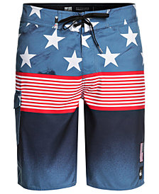 "Quiksilver Men's Division Independent 20"" Board Shorts"