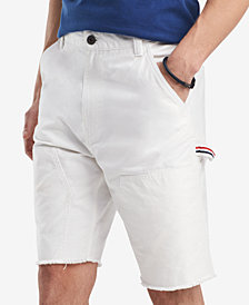 "Tommy Hilfiger Men's Marshall 8"" Carpenter Shorts, Created for Macy's"
