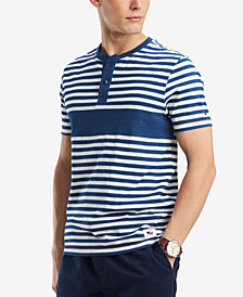 Tommy Hilfiger Men's Cassidy Henley, Created for Macy's