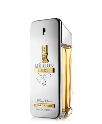 Men's 1 Million Lucky Eau de Toilette Spray, 6.8-oz., Exclusively at Macy's